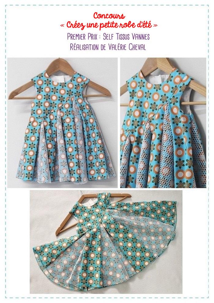 concours robe d'été vannes