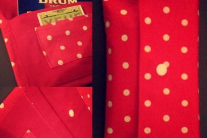 blague à tabac tissu poppins