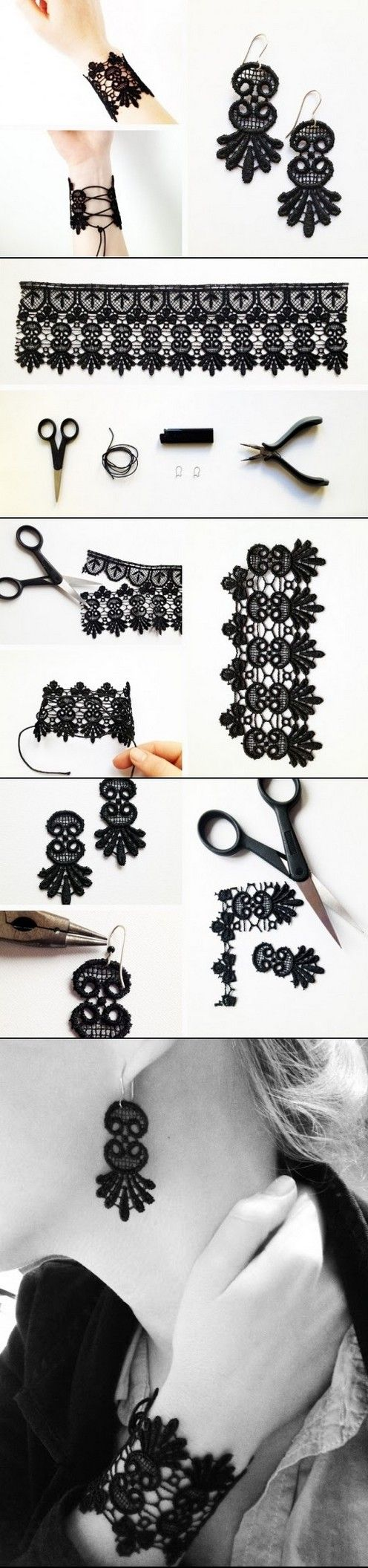 diy bracelets en tissu je fais moi m me. Black Bedroom Furniture Sets. Home Design Ideas