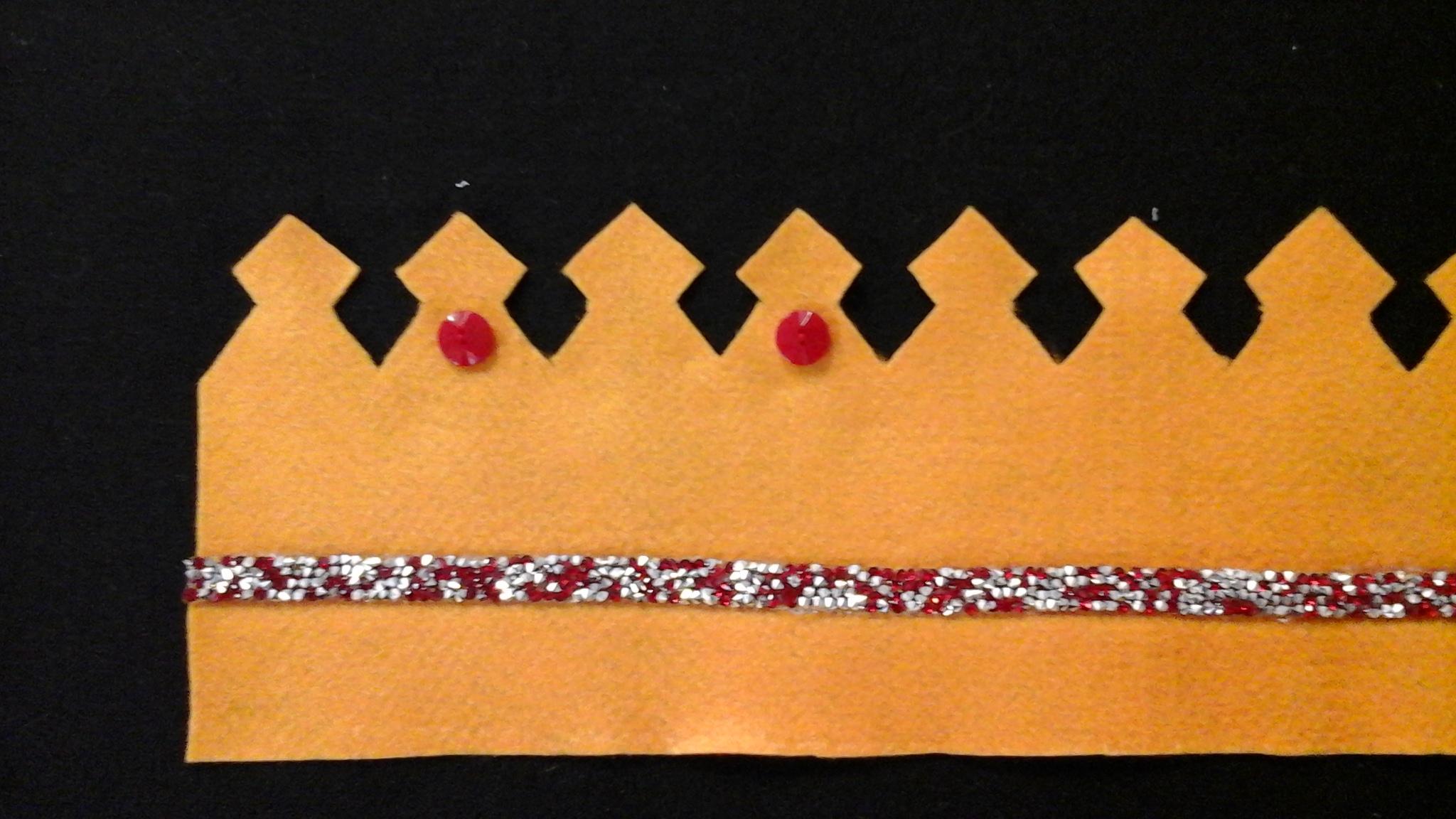 couronne pour galette des rois