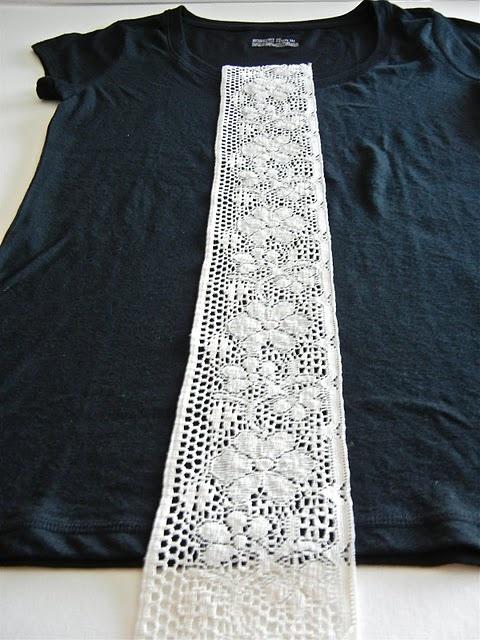 Populaire DIY : Comment customiser sa garde-robe ? le tee-shirt - Je fais  GS82