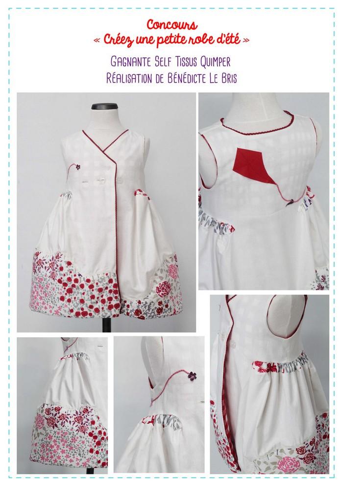 concours robe d'été quimper