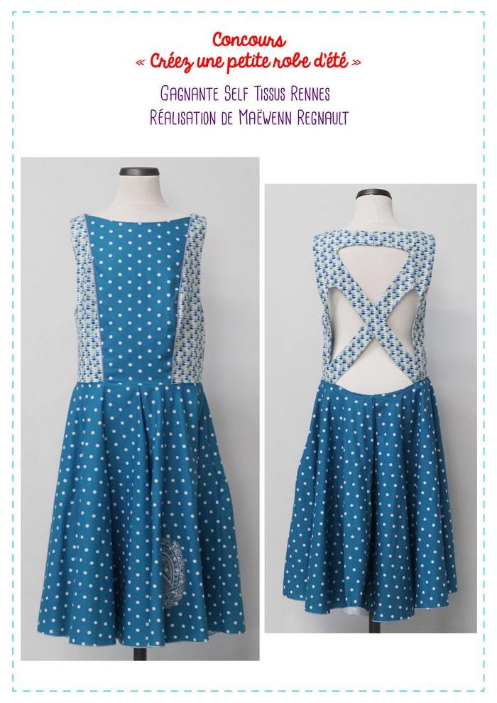 concours robe d'été rennes