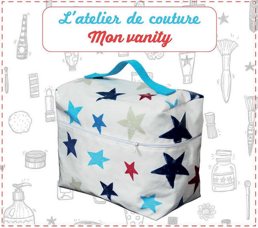 Atelier couture vanity selftissus
