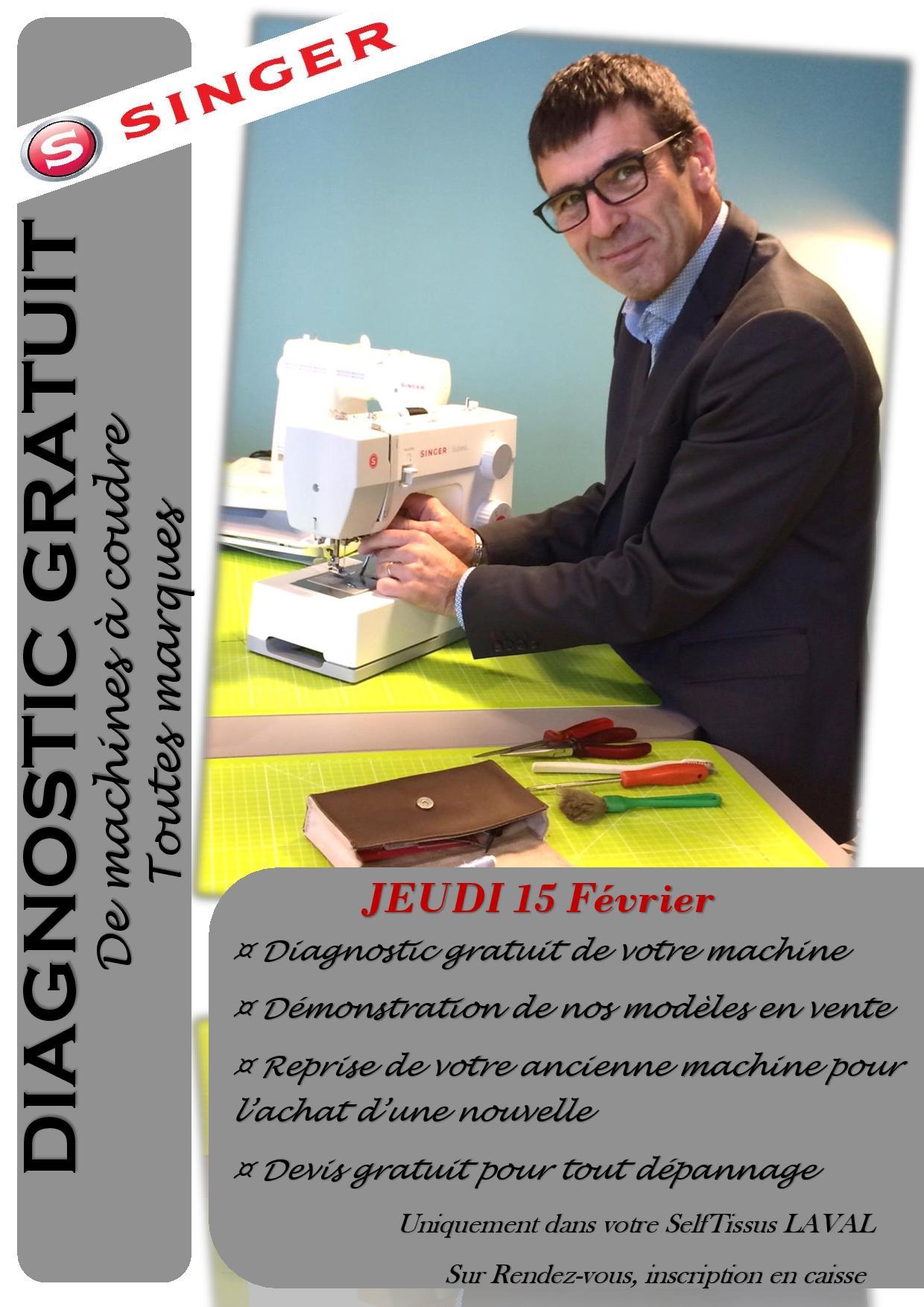 Diagnostic gratuit Laval
