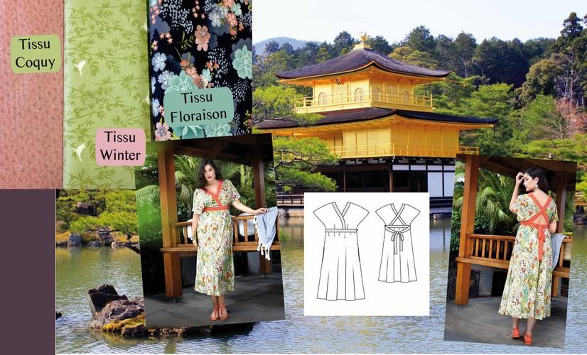 inspiration asiatique couture
