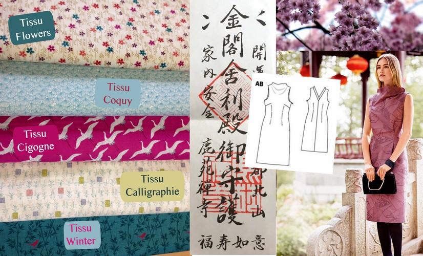 couture asiatique