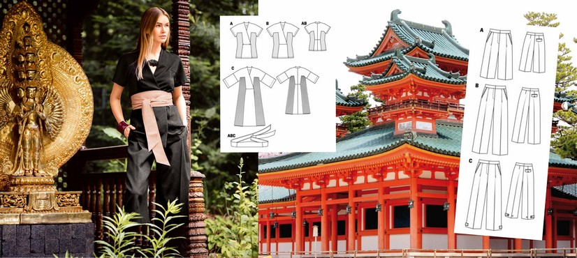 couture japonisante