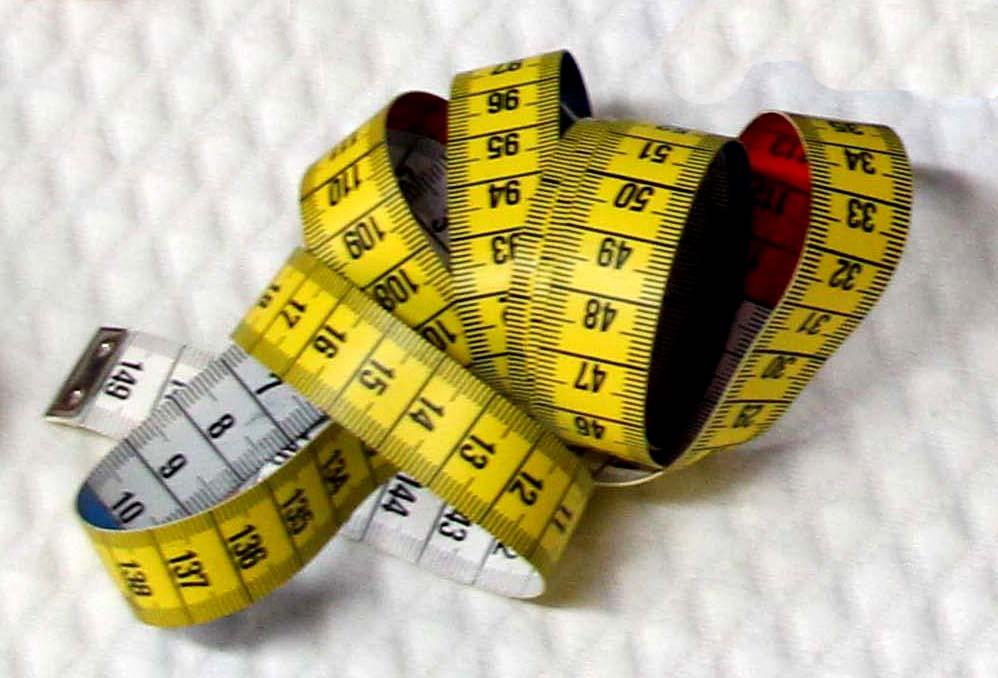 nécessaire de couture Mètre ruban
