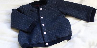 veste teddy pour bébé