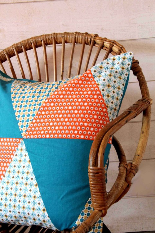 coussin mix and match