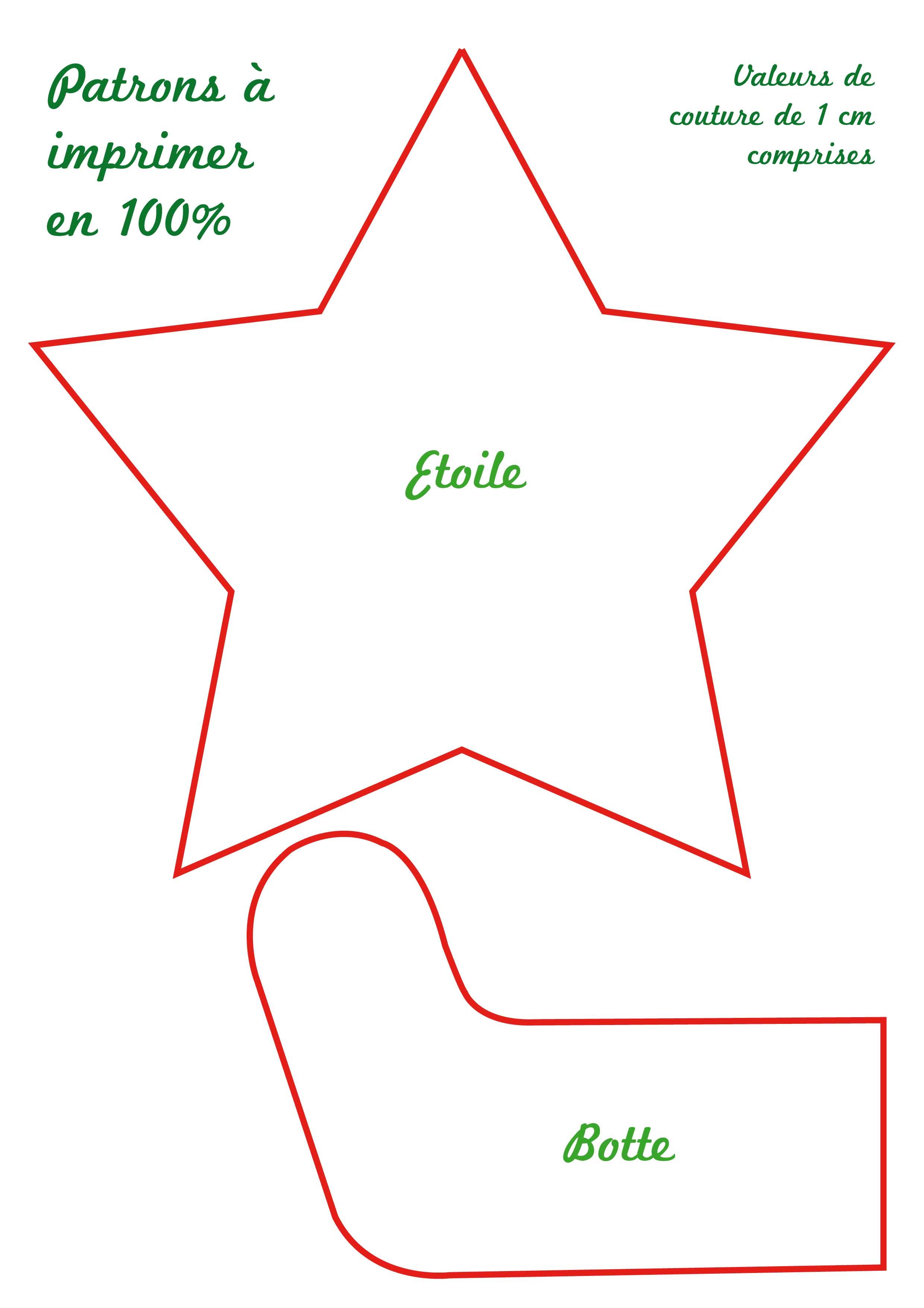 Préférence Décorations de Noël en tissus - Je fais moi même WN68