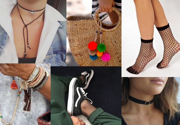 accessoires tendances été 2017
