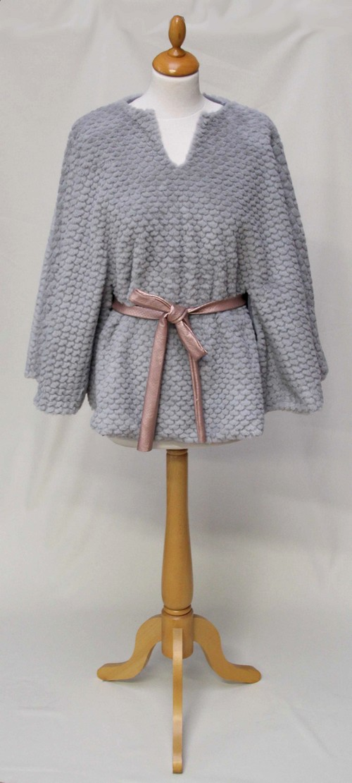 atelier couture cape molleton