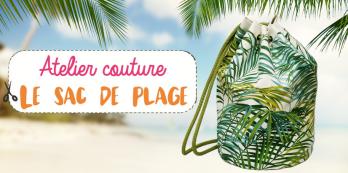 atelier couture sac de plage
