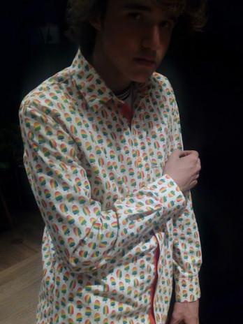 chemise grégoire