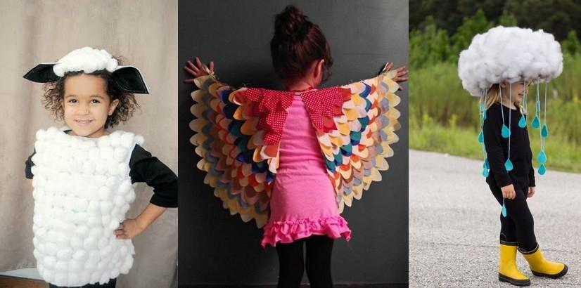 Préférence DIY costume de carnaval - Je fais moi même UT62