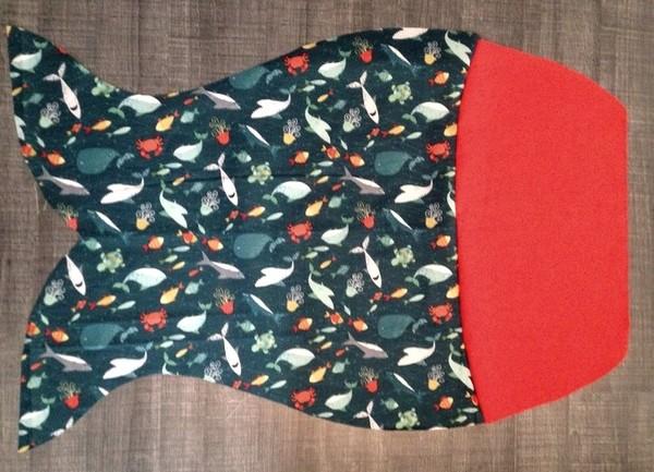 Faire un sac à linge en tissu