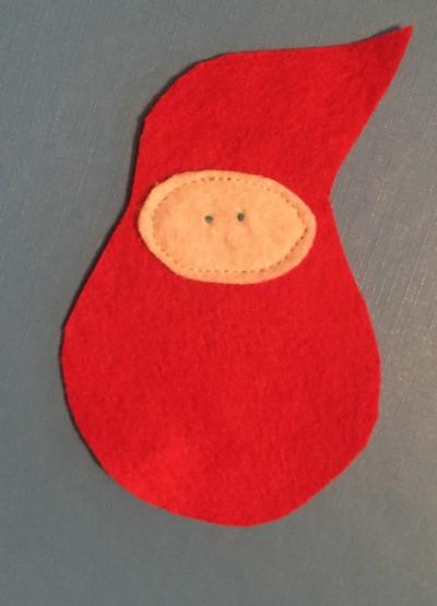 Décorations De Noël En Tissu 2 Je Fais Moi Même