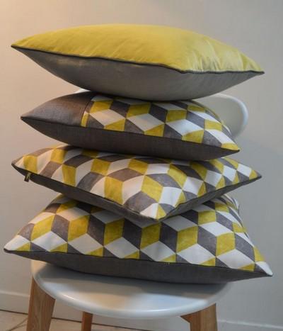les tissus d 39 ameublement graphiques je fais moi m me. Black Bedroom Furniture Sets. Home Design Ideas