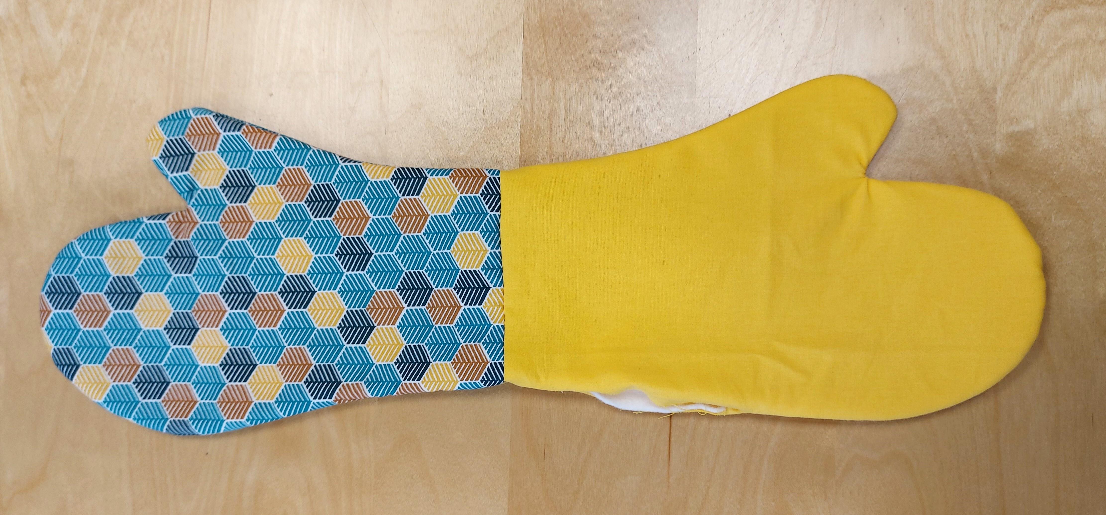 couture gant de four