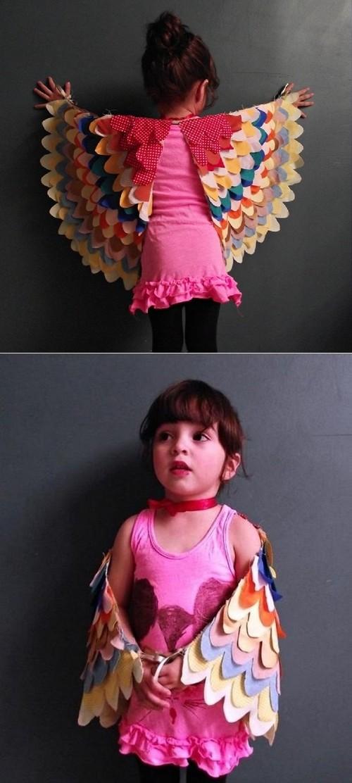 déguisement oiseau