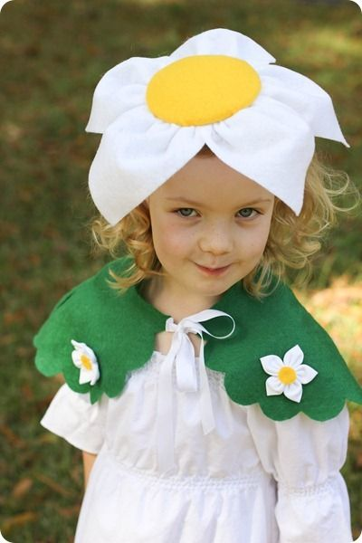 D guisement d 39 halloween pour enfant je fais moi m me Where did daisies originate