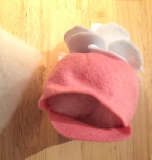 gateau en tissu