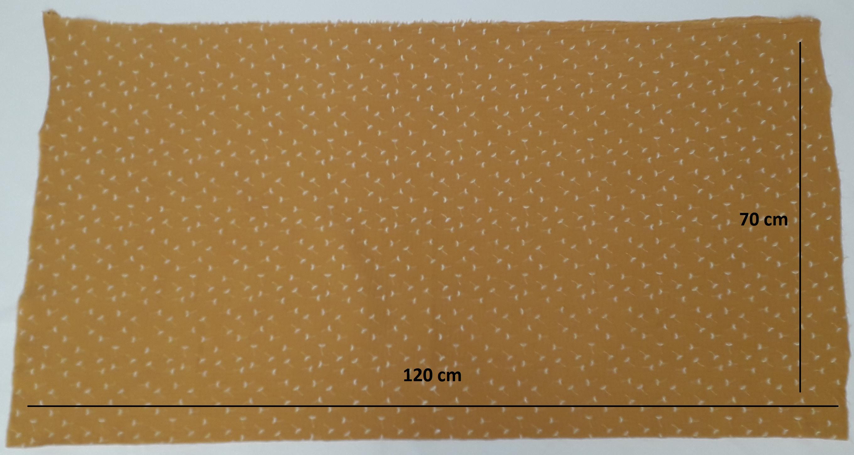 Couture Tapis De Sol Bébé tuto : les matelas en double gaze de coton.