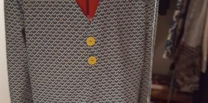haut en coton japonais