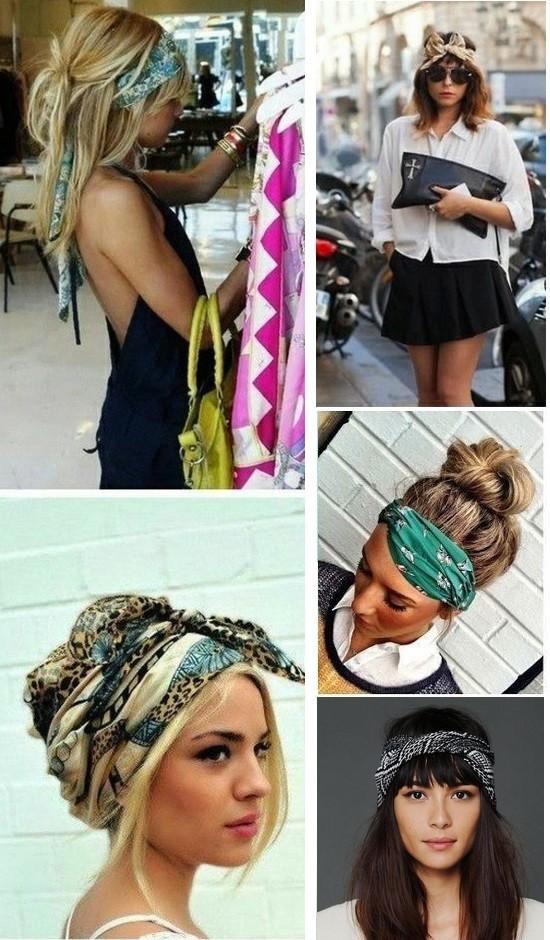 moodboard foulard boheme