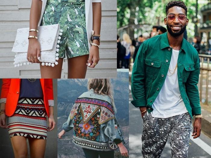 tendances mode ethnic